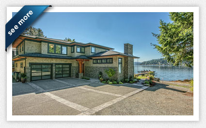 Mastercraft Construction Waterfront Home Construction Services