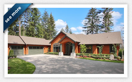 Issaquah Custom Home