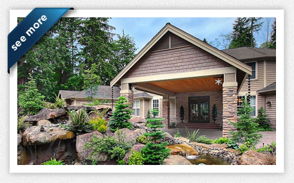 Sammamish Custom Home